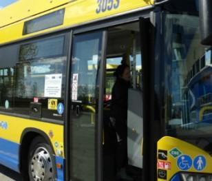 Першу станцію зарядки електроавтобусів встановили у Варшаві