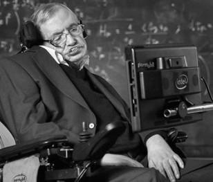 Wózek prof. Hawkinga na sprzedaż