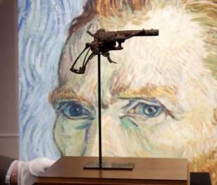 Najsłynniejszy rewolwer w historii sztuki sprzedany