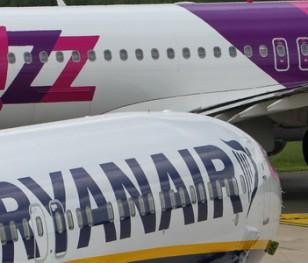 Три нові маршрути Ryanair із Польщі, зокрема й до України