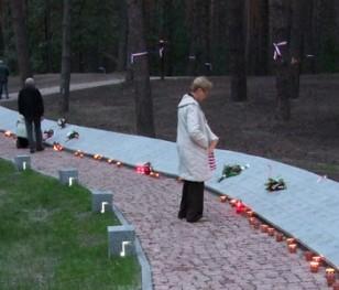 В Україні вшанували пам'ять жертв Катинського злочину