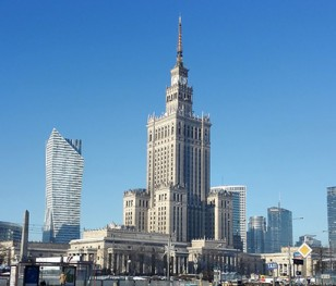 Найвища, найбільша та найвідоміша будівля в Польщі відзначає ювілей