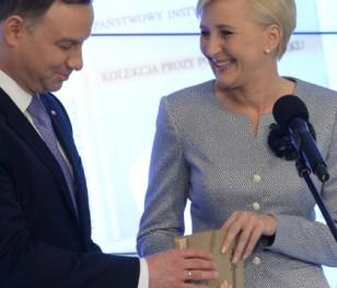 Польська президентська пара запрошує на Національне читання