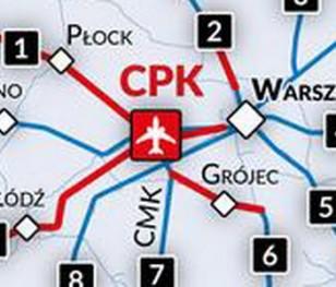 Центральний транспортний порт створить майже 300 тис. робочих місць у Польщі