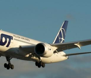 Польські авіалінії LOT розширюють мережу польотів