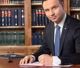 Президент Польщі: «Я готовий допомогти в підготовці закону, який захищатиме і жінок, і дітей»