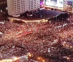Затримано понад 30 учасників сутичок під час страйку у Варшаві