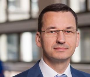 Матеуш Моравецький: «Давайте сядемо за стіл переговорів, щоб наші суперечки не відбувалися на вулицях»