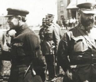 Відкрили пам'ятник «Перед Варшавською битвою. Скерневіце 1920–2020»