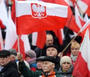 Під час Маршу незалежності у Варшаві сталися сутички з поліцією