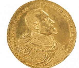 Монету вартістю 3 млн злотих продадуть на аукціоні