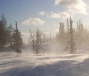 У Польщі на горі Каспровий Верх – 12 см снігу