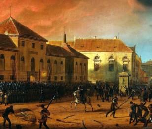 190 років тому розпочалося Листопадове повстання