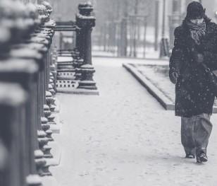 Страйк жінок закликав вийти на прогулянку з бабусею Касею. Прийшли три особи