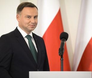 Анджей Дуда серед закордонних лідерів із найбільшою довірою українців