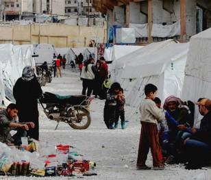 Польська медична місія допомагає в таборах для біженців у Сирії