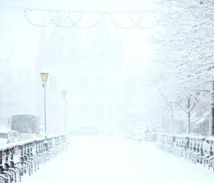 На Варшаву насуваються сильні морози