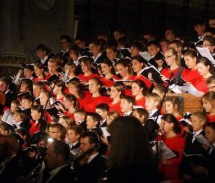Польський хор здобув нагороду на конкурсі в Римі