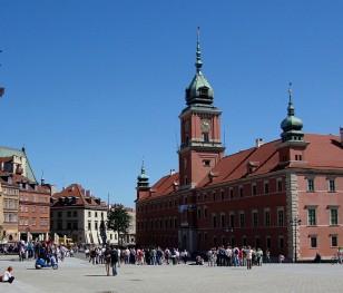 Королівський замок у Варшаві – постійно онлайн