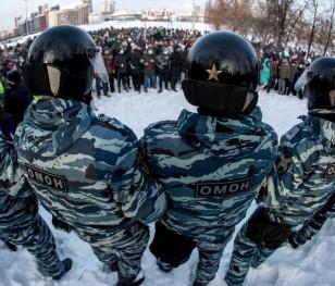 У Росії прокотилася хвиля протестів