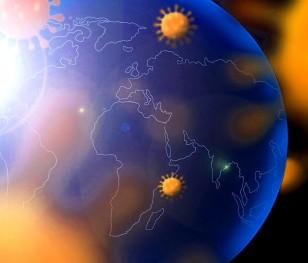 Кількість випадків коронавірусу у світі перетнула позначку в 100 мільйонів