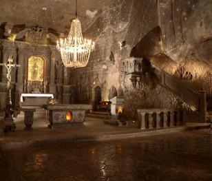 Найвідоміша польська соляна копальня відкривається для туристів