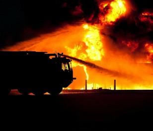 Доброволець пожежної охорони підпалював снопи, аби потім гасити пожежі
