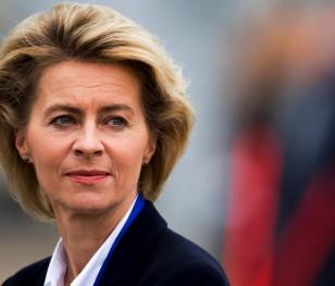 Президентка Єврокомісії розповіла, коли буде вакциновано 70 % населення Євросоюзу