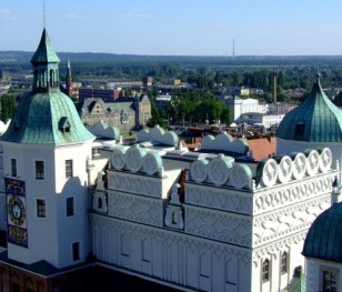 У Щецині під замком виявлено середньовічний тунель