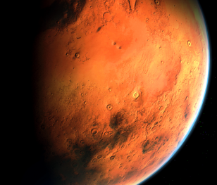 Марсохід уперше проїхався поверхнею Марса