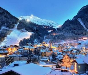 Alpejska gmina odporna na wirusa