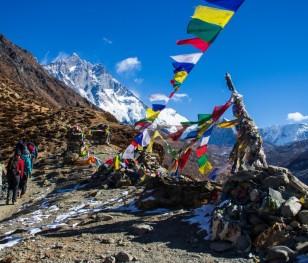 Ruszył sezon wspinaczkowy na Everest