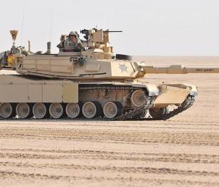 Польща працює над розробкою танка нової генерації «Wilk»