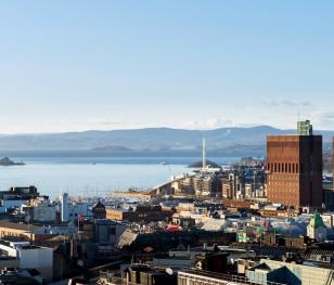 Oslo zamknięte na 2 tygodnie