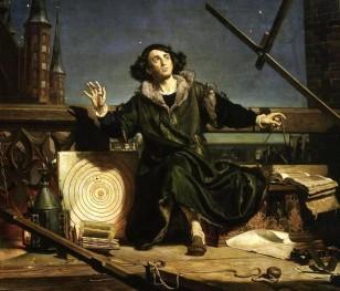"""""""Kopernik"""" Matejki będzie wystawiony w The National Gallery"""
