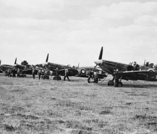 Британці вшанували польських пілотів