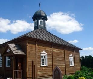 Zabytkowy meczet w Bohonikach przejdzie renowację