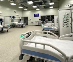 Tyle kosztowały szpitale tymczasowe