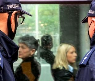 Польська поліція масово штрафує порушників