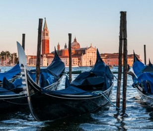 W ciszy opustoszałego miasta i w lockdownie. Tak wyglądały obchody 1600-lecia założenia Wenecji