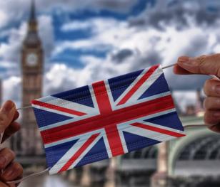 W przyszłym tygodniu Wielka Brytania osiągnie zbiorową odporność