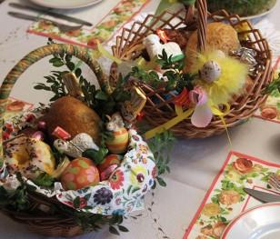 Wielkanoc 2021. Co ze święceniem pokarmów? Wytyczne diecezji na Wielki Tydzień