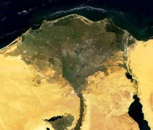 Єгипет за два роки створить нову дельту Нілу