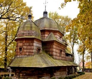 Дерев'яні церкви польського Підкарпаття стали доступні онлайн