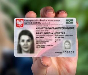 У Польщі вводяться посвідчення особи з відбитками пальців та підписом