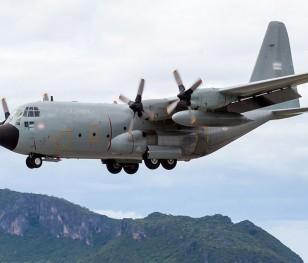 Польща підписала договір про придбання п'яти літаків Hercules C-130H
