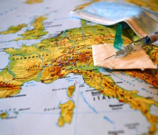 Євросоюз експортував приблизно 200 млн доз вакцини