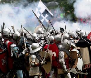 Інсценізація Грюнвальдської битви знову не відбудеться