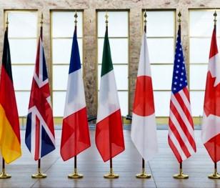 На саміті G7 обговорять деструктивну політику Росії