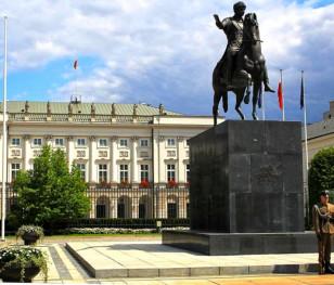 Президентка Молдови Мая Санду в Польщі з офіційним візитом